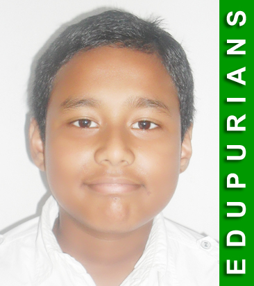 Bhargab Jyoti Bhuyan, Reg. No. 697, Edupurian